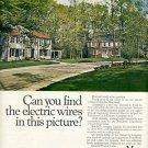 1972  GENERAL ELECTRIC MAGAZINE AD  (101)