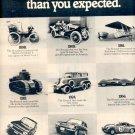 1971 RENAULT 1898 to 1971  CAR MAGAZINE AD  (21)