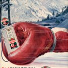 1953 SKY CHIEF TEXACO GASOLINE - THE TEXAS COMPANY MAGAZINE AD  (195)