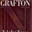 N IS FOR NOOSE  by SUE GRAFTON 1998 FIRST EDITION HARDBACK BOOK NEAR MINT
