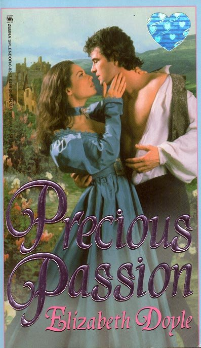 PRECIOUS PASSION by ELIZABETH DOYLE 1999  PAPERBACK BOOK MINT