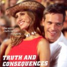 TRUTH AND CONSEQUENCES by BETHANY CAMPBELL 2008  PAPERBACK BOOK NEAR MINT