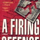 A FIRING OFFENSE by DAVID IGNATIUS 1998  PAPERBACK BOOK NEAR MINT