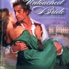 THE EARL'S UNTOUCHED BRIDE by ANNIE BURROWS 2009 PAPERBACK BOOK NEAR MINT
