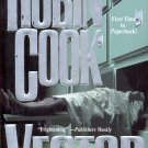VECTOR by ROBIN COOK 2000 PAPERBACK BOOK NEAR MINT
