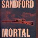 MORTAL PREY by JOHN SANDFORD 2003 PAPERBACK BOOK NEAR MINT