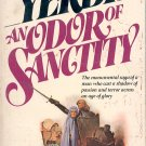 AN ODOR OF SANCTITY by FRANK YERBY 1977 PAPERBACK BOOK NEAR MINT
