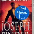 COMPANY MAN by JOSEPH FINDER 2006 PAPERBACK BOOK NEAR MINT