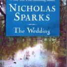 THE WEDDING by NICHOLAS SPARKS 2005 PAPERBACK BOOK MINT