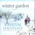 WINTER GARDEN by KRISTIN HANNAH 2010 FIRST EDITION HARDBACK BOOK NEAR MINT
