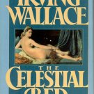 THE CELESTIAL BED by IRVING WALLACE 1987 HARDBACK BOOK NEAR MINT