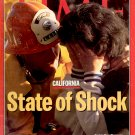 TIME JANUARY 31 1994 - CALIFORNIA STATE OF SHOCK - NORTHRIDGE BACK ISSUE MAGAZINE NEAR MINT