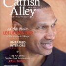 CATFISH ALLEY SPRING 2011 - PRMIERE ISSUE LESLIE FRAZIER MINNESOTA VIKINGS MAGAZINE NO LABEL MINT