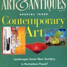 ARTS & ANTIQUES SUMMER SPECIAL ISSUE 1997 - CONTEMPORARY ART BACK ISSUE MAGAZINE MINT