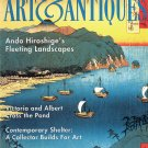 ARTS & ANTIQUES OCTOBER 1997 - ANDO HIROSHIGE'S FLEETING LANDSCAPES BACK ISSUE MAGAZINE MINT