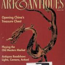ARTS & ANTIQUES FEBRUARY 1998 - CHINA'S TREASURE & ANTIQUES ROADSHOW BACK ISSUE MAGAZINE MINT