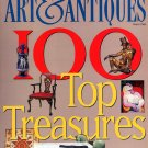 ARTS & ANTIQUES MARCH 1998 ANNUAL SPECIAL ISSUE - TOP TREASURES BACK ISSUE MAGAZINE REFERENCE MINT