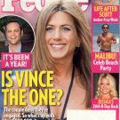 PEOPLE MAGAZINE JULY 2006 - JENNIFER ANISTON AND VINCE VAUGHN BACK ISSUE MAGAZINE NEAR MINT