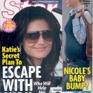 STAR MAGAZINE SEPTEMBER 2006 - NICOLE KIDMAN'S BABY BUMP BACK ISSUE MAGAZINE NEAR MINT