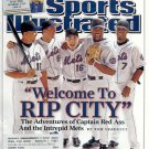 SPORTS ILLUSTRATED MAGAZINE JULY 2006 METS WELCOME TO RIP CITY BACK ISSUE MAGAZINE NEAR MINT