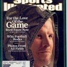 SPORTS ILLUSTRATED MAGAZINE DECEMBER 04 2006 BRETT FAVRE - FOOTBALL AMERICA BACK ISSUE MINT