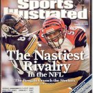 SPORTS ILLUSTRATED MAGAZINE OCTOBER 2 2006 BENGALS & STEELERS NASTY RIVALRY BACK ISSUE MAGAZINE MINT