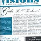 MISSISSIPPI UNIVERSITY FOR WOMEN ALUMNI PUBLICATION VISIONS SUMMER 1993 BOOKLET MINT
