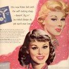 1957 KOTEX MAGAZINE AD (234)
