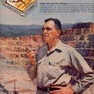 1958 CAMEL CIGARETTES MAGAZINE AD (259)