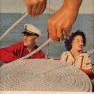 1958 ESSO OIL MAGAZINE AD (266)