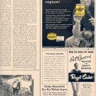 1958 PENNZOIL MOTOR OIL MAGAZINE AD (277)