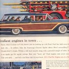 1959 FORDS - COUNTRY SQUIRE AND GALAXIE CLUB VICTORIA MAGAZINE AD (391)