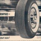 1959 FIRESTONE TIRE AND RUBBER COMPANY MAGAZINE AD (392)