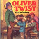 OLIVER TWIST BY CHARLES DICKENS 1989 GREAT ILLUSTRATED CLASSICS HARDBACK BOOK MINT