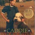 CADDIE WOODLAWN BY CAROL RYRIE BRINK 1990 SOFTCOVER BOOK NEAR MINT