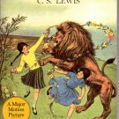 THE CHRONICLES OF NARNIA #2 THE LION THE WITCH & THE WARDROBE BY C.S. LEWIS 2000 SOFTCOVER BOOK MINT