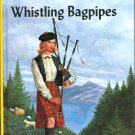 NANCY DREW MYSTERY STORIES #41 THE CLUE OF THE WHISTLING BAGPIPES 2001 HARDBACK BOOK MINT
