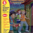 SUMMER VACATION 5TH GRADE SUMMER ACTIVITY SPIRAL PROJECT BOOK 2003 MINT