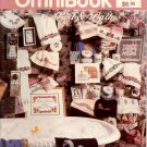 THE OMNIBOOK 3RD IN SERIES BED AND BATH DESIGNS BY JEANETTE CREWS CRAFT BOOK NEAR MINT