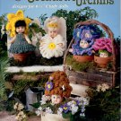 ORCHARD URCHINS FOR CINDY DOLLS by AMERICAN SCHOOL OF NEEDLEWORK 1998 CRAFT BOOK NOS MINT