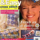 QUICK & EASY CROSS STITCH BACK ISSUE CRAFTS MAGAZINE SEPTEMBER 1996 MINT NOS