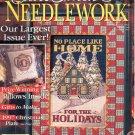 CROSS STITCH & NEEDLEWORK BETTER HOMES & GARDEN BACK ISSUE CRAFTS MAG DECEMBER 1997 MINT