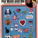 KAPPIE ORIGINALS ~ FUN JEWELRY FOR MOM AND ME CRAFT BOOKLET 1991 NOS DISC NEAR MINT