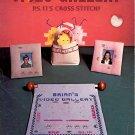 VIDEO GALLERY BY PAM SULLIVAN CROSS STITCH CRAFT LEAFLET 1982 VERY GOOD COND