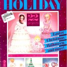 BEAD RIBBON HOLIDAY BY PRIMO CRAFT BOOKLET 1987 NEAR MINT