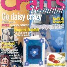 CRAFTS BEAUTIFUL MAGAZINE 97/06 - JUNE 1997 BACK ISSUE NEAR MINT NEW OLD STOCK