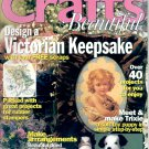 CRAFTS BEAUTIFUL MAGAZINE 97/09 - SEPTEMBER 1997 BACK ISSUE NEAR MINT NEW OLD STOCK