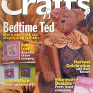 CRAFTS BEAUTIFUL MAGAZINE 97/11 - NOVEMBER 1997 BACK ISSUE MINT NEW OLD STOCK