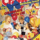 CRAFTS BACK ISSUE MAGAZINE MAY 1988 WITH FULL SIZE PATTERNS PULL OUTS VERY GOOD CONDITION