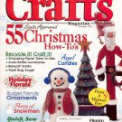 CRAFTS MAGAZINE BACK ISSUE NOVEMBER 1996 WITH FULL SIZE PATTERNS PULL OUTS NEAR MINT